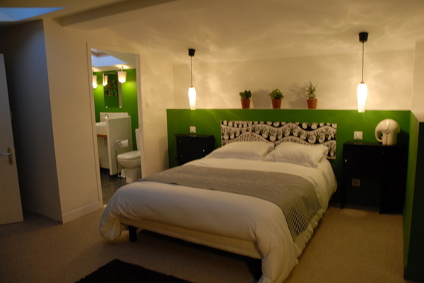 Chambres d 39 hotes gironde les seraphines for Chambre d hote gironde