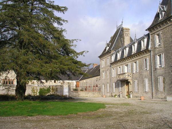 Chambres d 39 hotes manche chateau bellenau for Chambre d hte manche